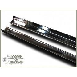 BP-233-78-SS Corner Bed strip (Stainless) 78''