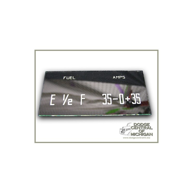 G-519 - Amp & Fuel lens