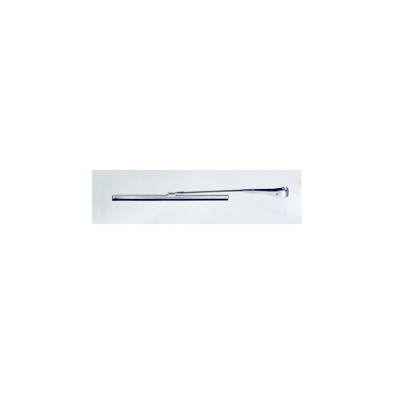 W-334  Tapered wiper arm and blade