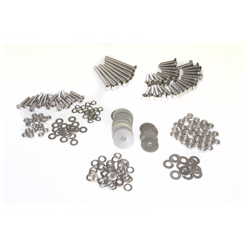 bp-229-ss bed strip bolt kit