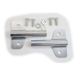 BP-160-48 Tail gate hinges Zink Plated