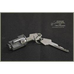 LE-110 - Ignition Cylinder & Key
