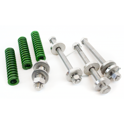 B-504SS-Kit Cab Mounting Bolts and Springs 39-47  (Stainless)