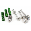 B-504SS-Kit Cab Mounting Bolts and Springs 36-47  (Stainless)