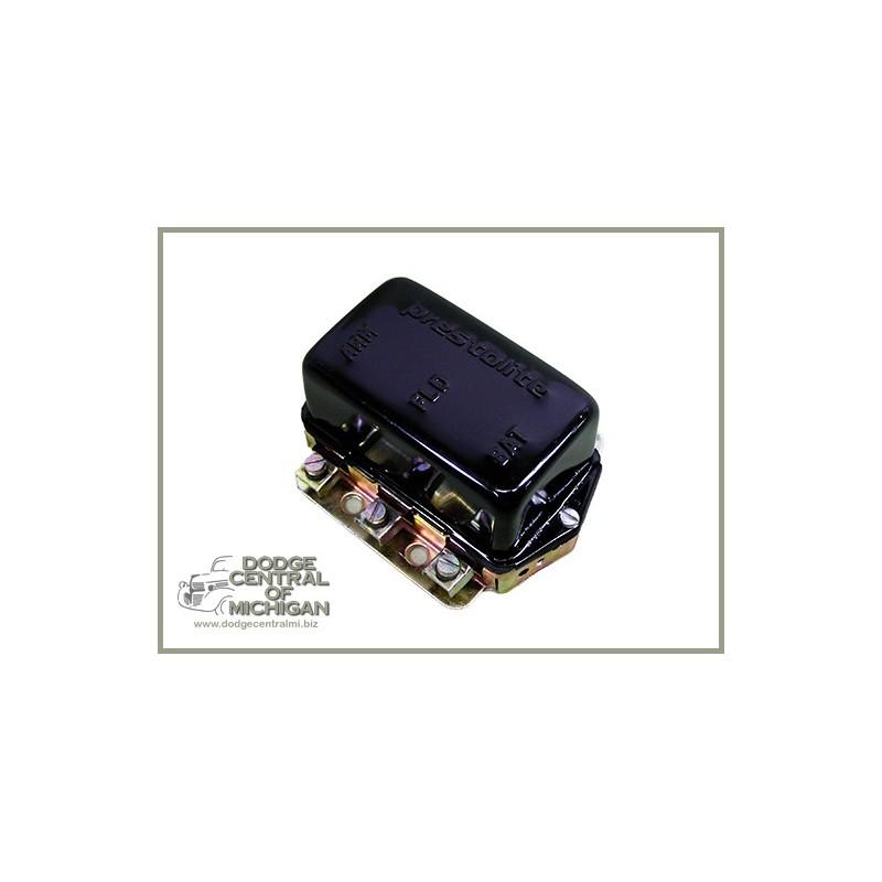 LE-209 - Voltage regulator - 6V