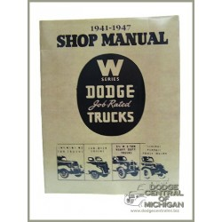 L-383-4147  Shop Manual (41-47 W series )