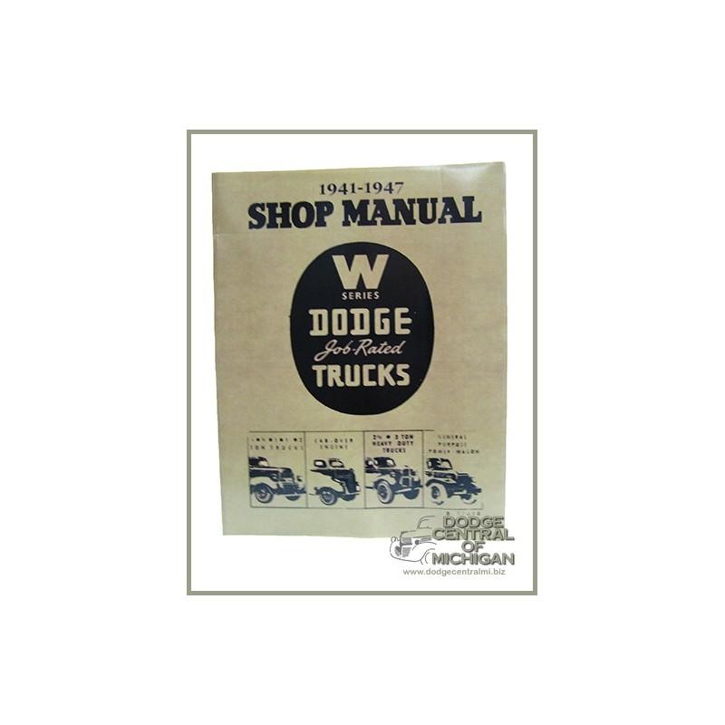 L-383-4147  Shop Manual (41-47 W series )