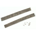 DA-729 Flywheel dust shield felt kit