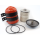 E-176 Oil filter and Canister