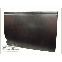 RP-333 - Half outer door skin LH