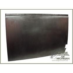 RP-334 - Half outer door skin RH