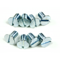 B-723-Z Windshield frame connector screws (8) (zinc)