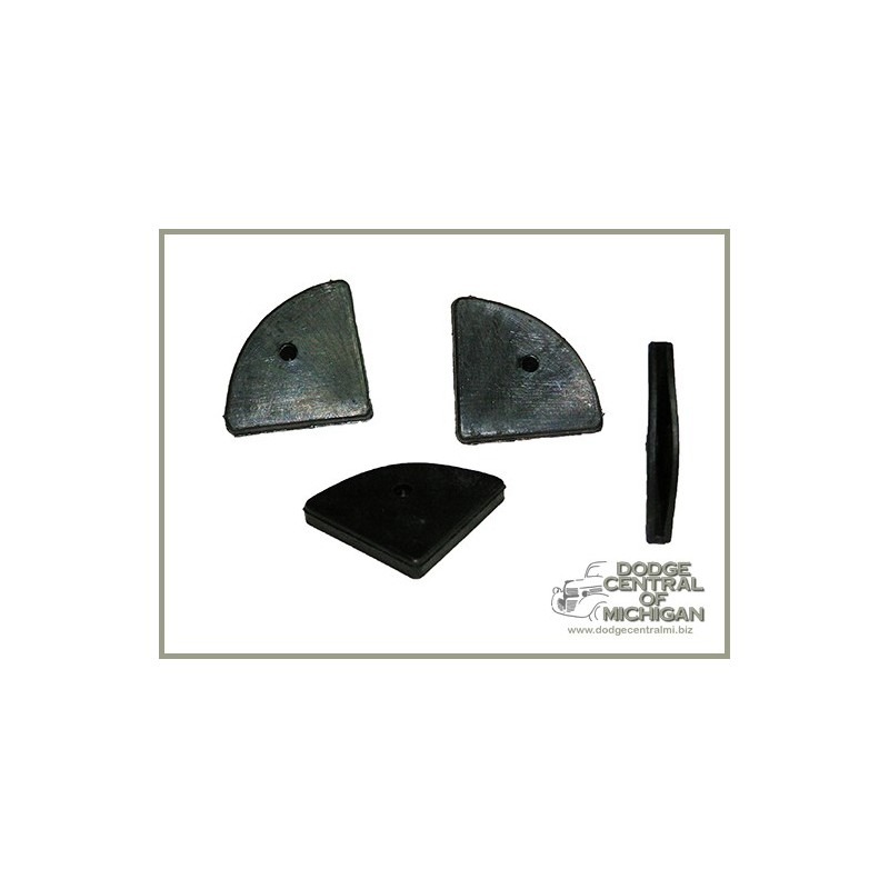 RW-194 - Hood corners (set of 4)