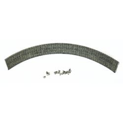 BR-265 - Hand brake band lining & rivets