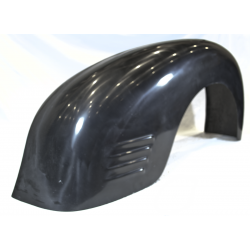 B-378 - Rear fender Fiberglass Left side