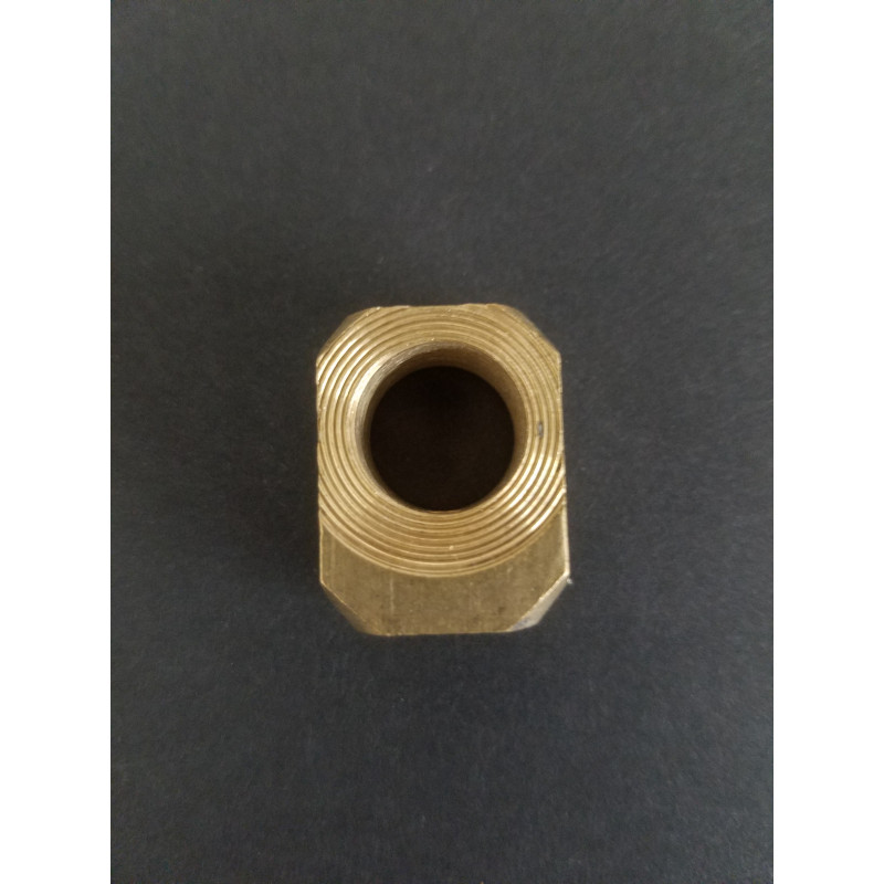 BR-224 Wheel cylinder block fitting