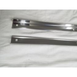 "BP-233-90-SS Corner Bed Strips (2) 90""  Stainless Steel (39-47)"