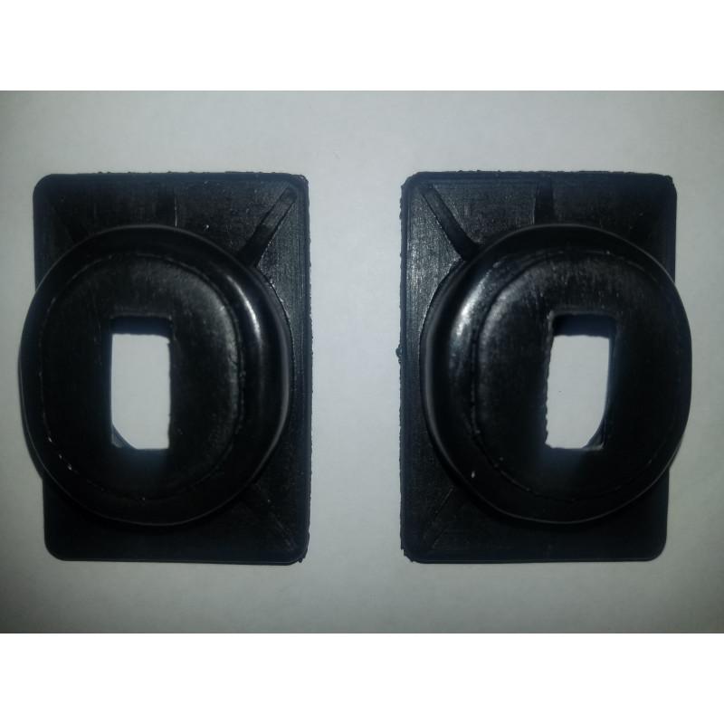 DA-140 - Brake & clutch pedal draft seals (pair)