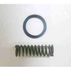 E-758 Oil pressure relief valve Spring and Gasket