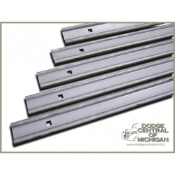 "BP-199-78 (5) Steel Bed strips  78""  39-47"