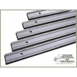 """BP-199-78 (5) Steel Bed strips  78""""  39-53"""