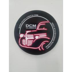 DCM-101  6 inch Sticker