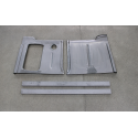 RP-903-55 Floor pan set (4 pecs.)