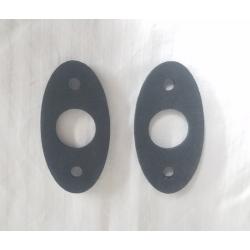 W-603A Wiper bezel gaskets Pr.  (48-53)