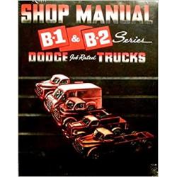 L-383-50 Service Manual (1950 B Series)