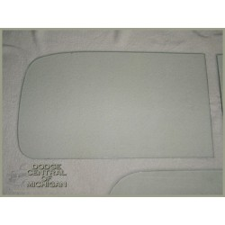 GL-590 - Windshield Glass 2 piece Clear