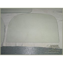 GL-591 - Door Glass (Full size)