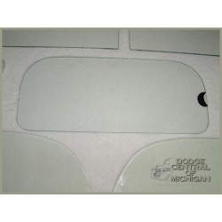 GL-594 - Rear Cab Glass