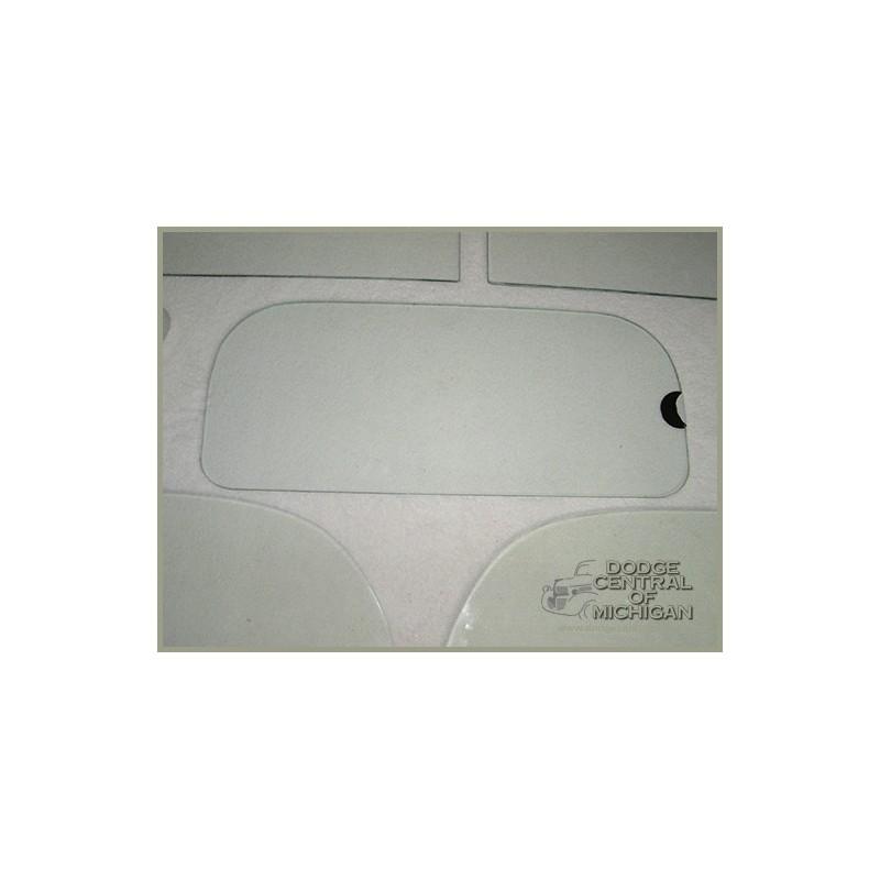 GL-594 - Rear Cab Glass Clear