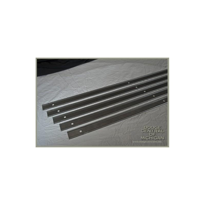 "BP-199-96-PW  Steel Bed Strips 96""  46-50 Power Wagon"