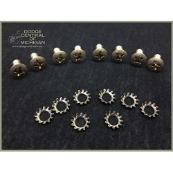 B-734SS Door Latch screw set