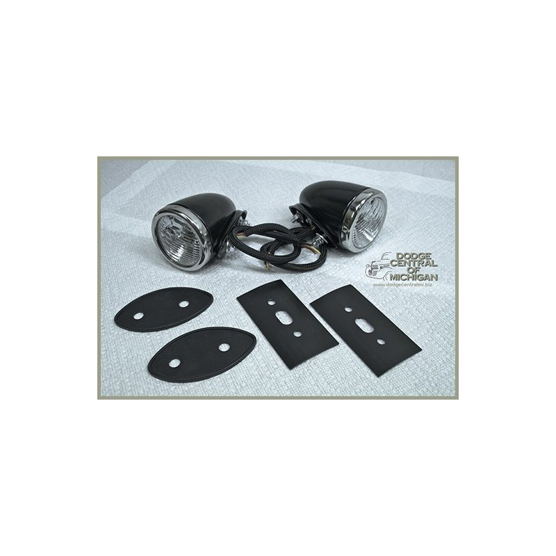LE-604 SET - Complete Cowl Lamp Set
