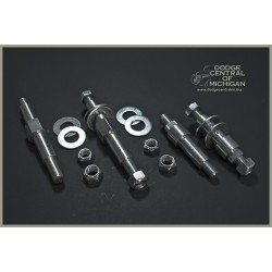 S-738-SET Shock mount Set (2 uppers & 2 lowers rear)
