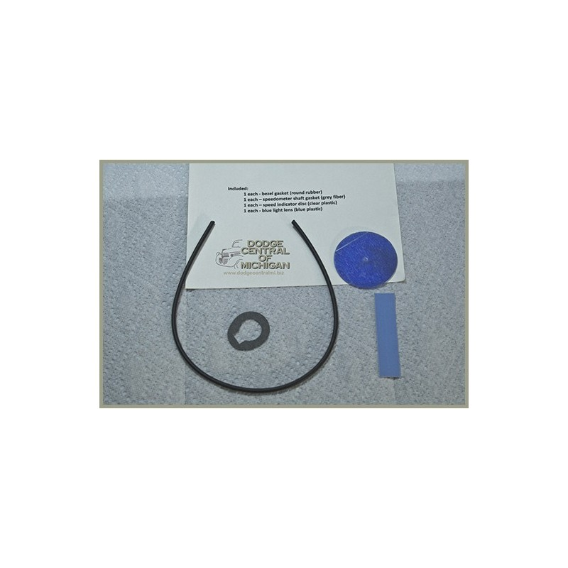 G-740  Speedometer gauge gasket kit