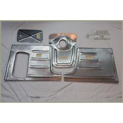 RP-810-48  Floor pan set