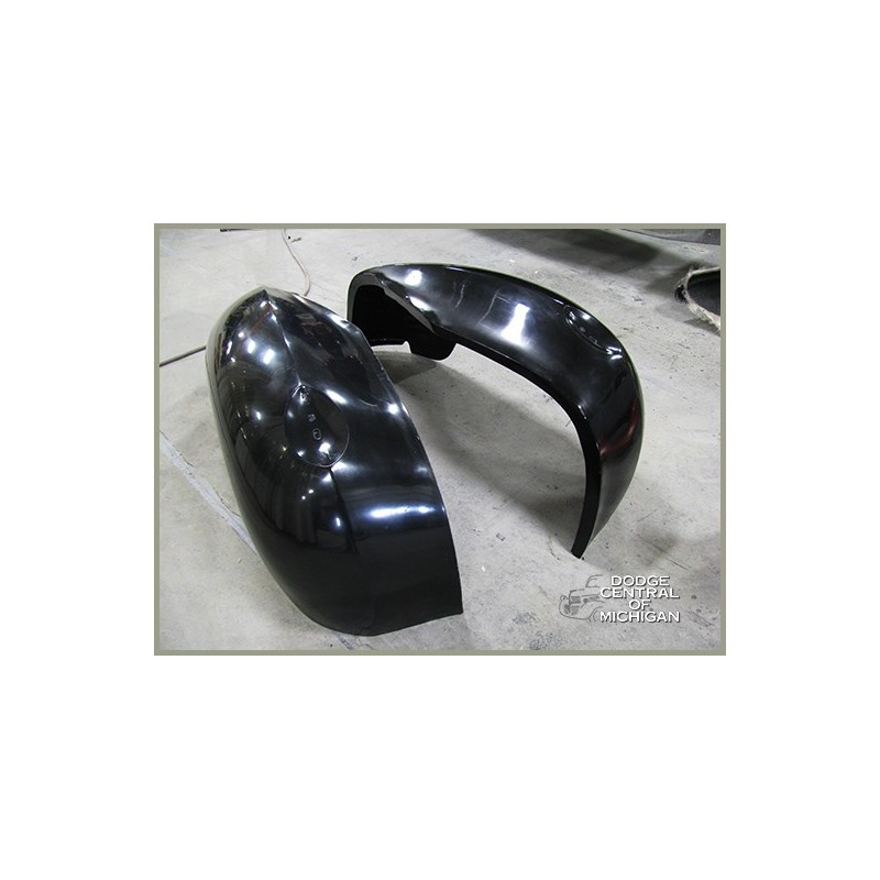 B-377 - Fiberglass front fender Right