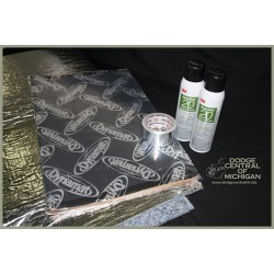 I-596 DIY Insulation Kit