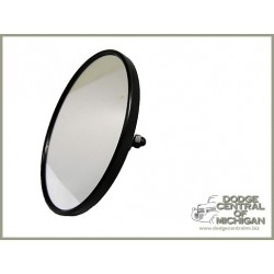 "B-237 - Mirror 5"" round - Painted"