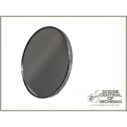 "B-258 - Mirror 5"" round - Chrome"