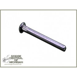 B-526 - Stainless steel door hinge pin 2 11/16