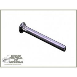 B-526 - Stainless steel door hinge pin 2 11/16