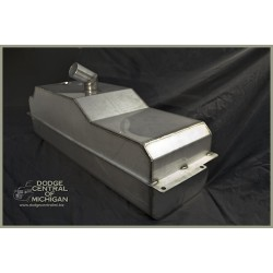 F-537-48-SS  Stainless Reproduction Gas Tank