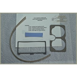 G-742 Oil & Temp. gauge gasket kit