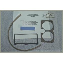 G-742 Oil & Temp. gauge gasket kit