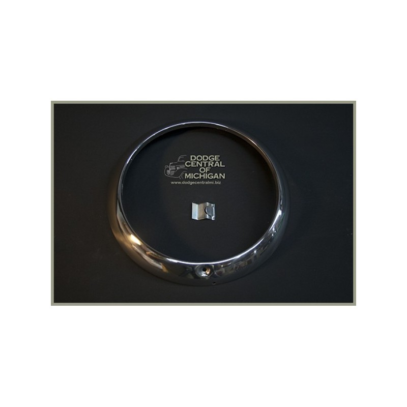 B-192-4856 Headlight Bezel trim ring