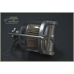 F-293 - Fuel filter with glass bowl